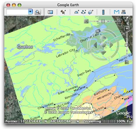 WMS: How does it work in Google Earth? | Ogle Earth