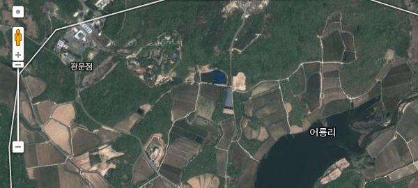 Constraining online maps The case of South Korea – Gmaps Satellite