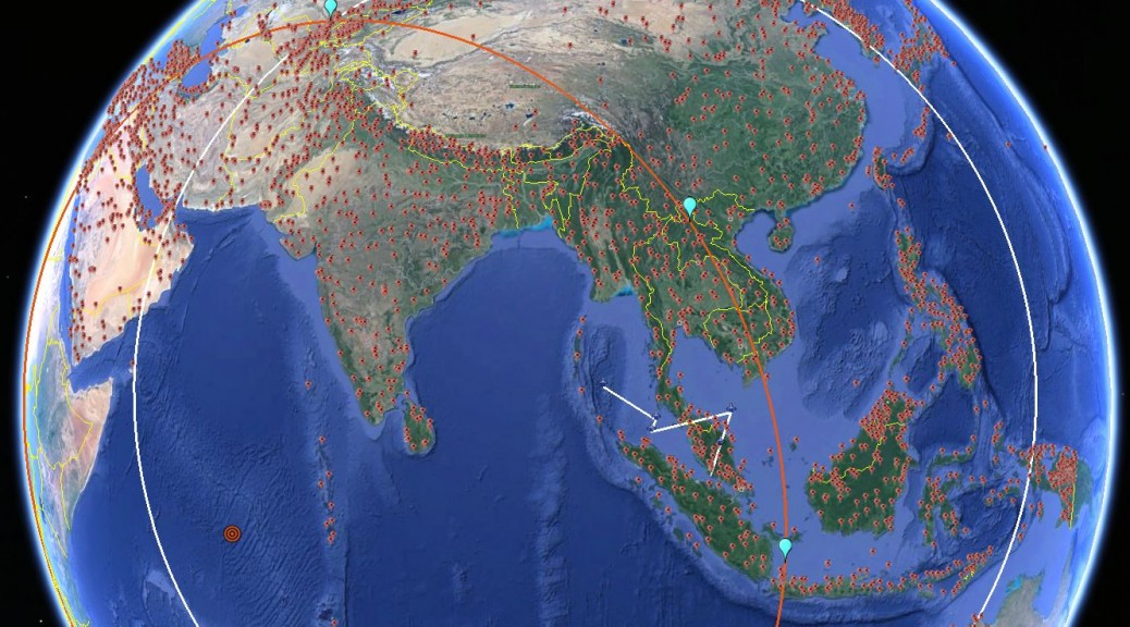 Mh370 airports in flight range on google earth ogle earth gumiabroncs Image collections