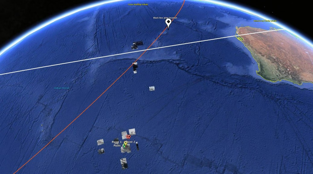 MH370: Google adds satellite search imagery to Google Earth